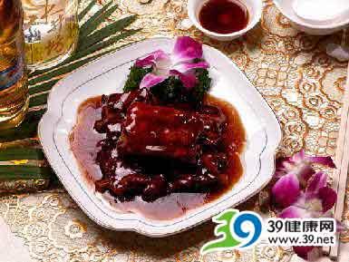 苏杭著名小吃——肉骨头