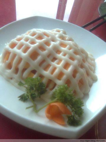 私家菜——红 - TINA - 崖壁上的花
