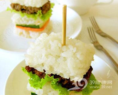 米饭三明治——平凡中见不平凡!