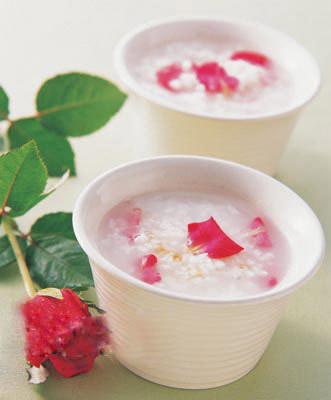食疗春天教你学做玫瑰养颜粥 - 圈网你我他 - 智烹爱情锅 - 爱情锅的博客