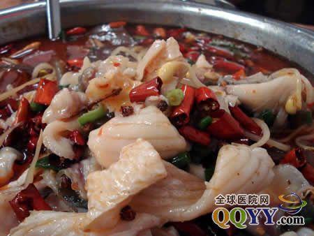 水煮活鱼的烹饪技巧 - yangshengzhihui - 健康管理