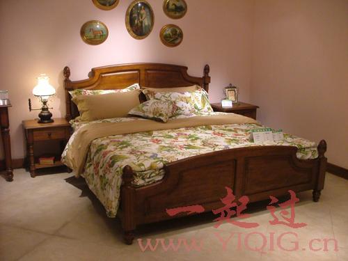 橡木实木床价格 2013实木床十大品牌及最新实木床图片