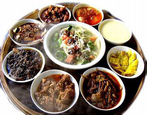 云南有什么著名小吃和美食