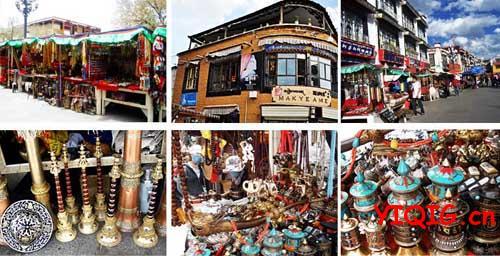 西藏景区购物技巧