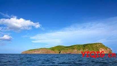 中国最美的小岛在哪?涠洲岛