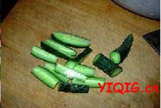 酱腌黄瓜的最佳做法