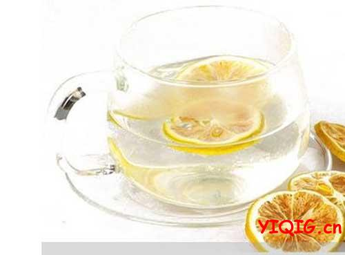 柠檬水有哪些好处?