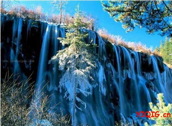 去国内看瀑布哪里的最有名