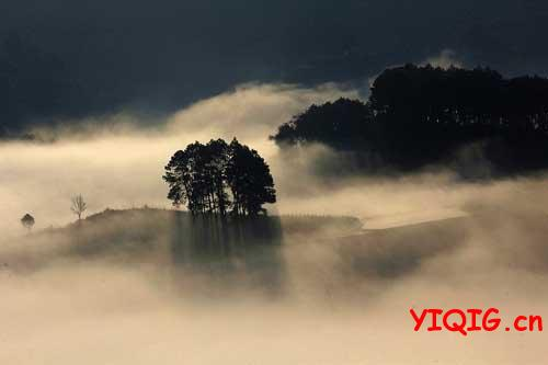 好似仙宫的云海梯田 哪怕去了也可能看不到的美景