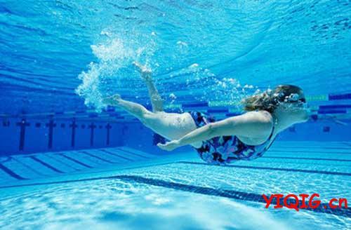 孕妇游泳好不好?孕妇什么月份可以游泳