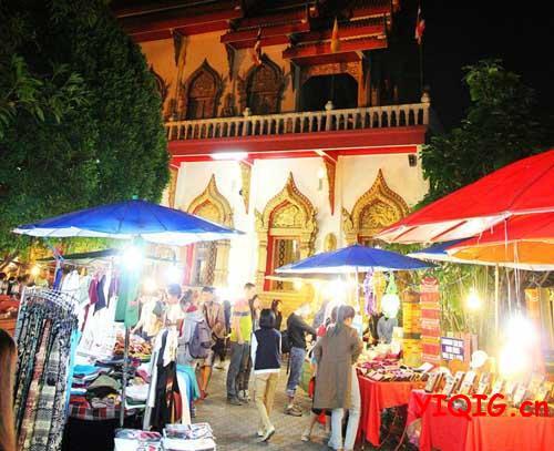 去泰国清迈逛哪些夜市最值得?