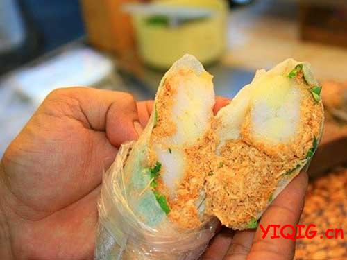 吃货的天堂——流口水的台湾创意小吃