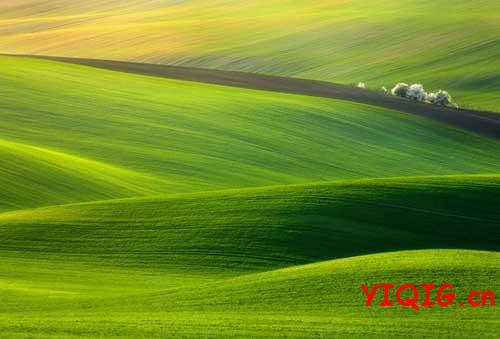 有缘才得相见的绝美大自然景色
