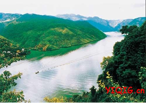 小县城也有美透的风景 2014最美小城
