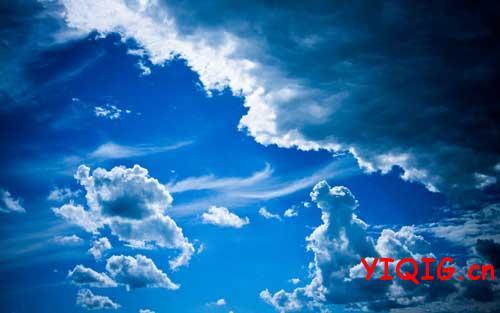 蓝色风景最减压最放松神经
