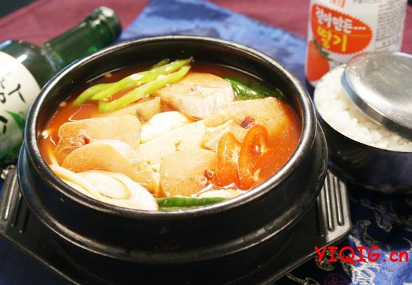 蔬菜减肥汤的做法及功效介绍