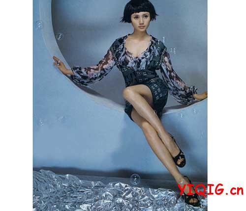 腿长没用,关键看长谁的身上!娱乐圈的大长腿美女明星