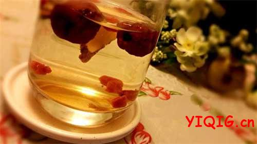 枸杞大枣茶常喝有抗衰老的功能