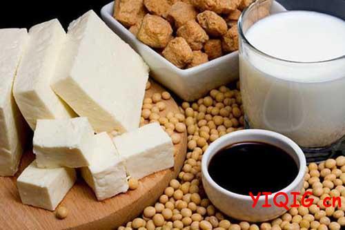 豆制品的种类以及食用误区