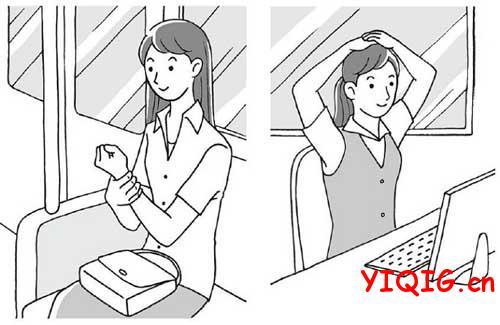 有效缓解办公桌疲劳的几个按摩手法