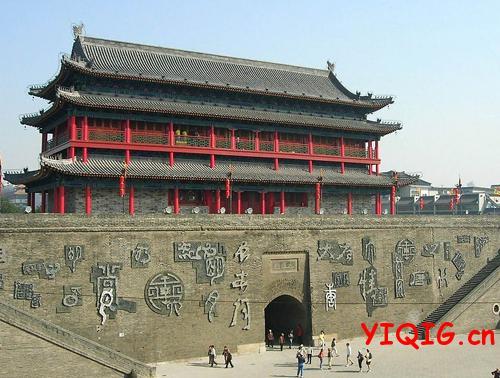 到了陕西最值得一览的国家级美景