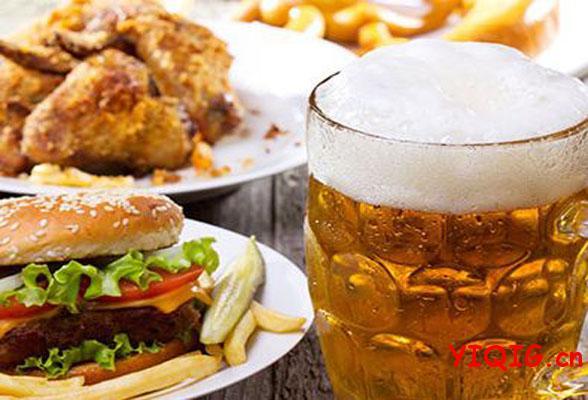 要减肥先牢记这些食物的热量数据